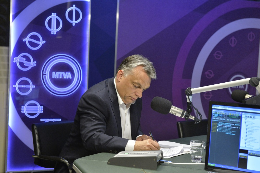 PM Orbán: Speculators Out To 'Ruin' Europe