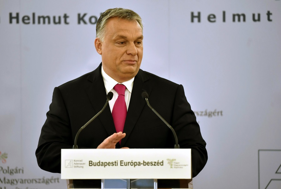 PM Orbán: Hungary Seeking Role In Central Europe