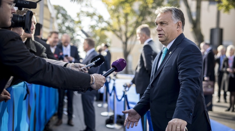 Video: PM Orbán Calls Index, Leading Hungarian Portal, A 'Fake News Factory'