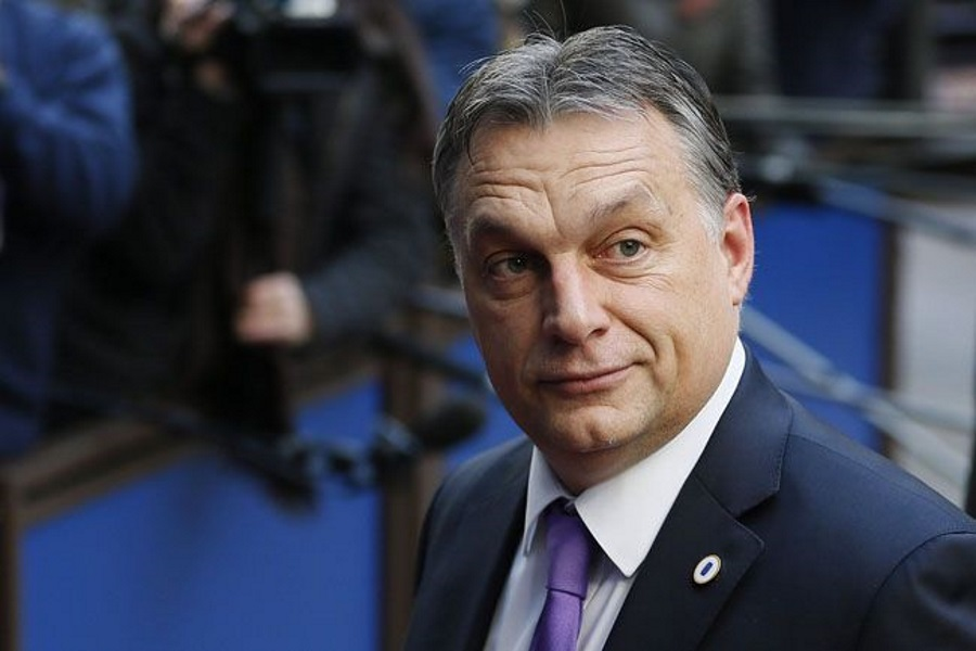Trump, Orbán Speak On Telephone