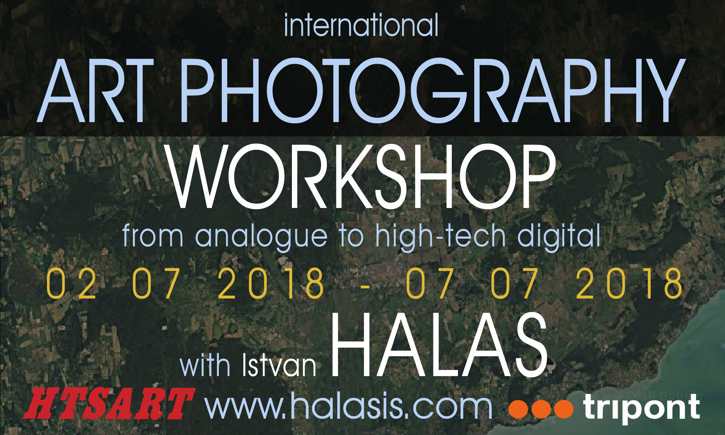 Art Photography Workshop With Artist/Photographer István Halas