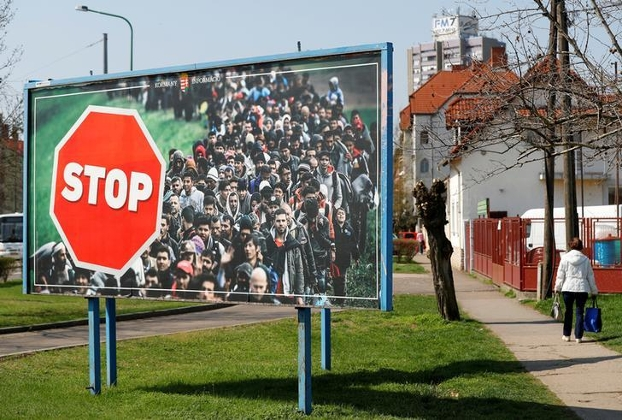 Opinion: New Bill May Make Aiding Migrants A Crime In Hungary