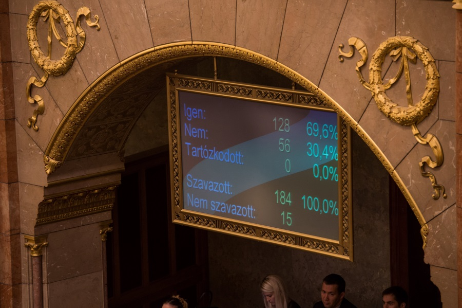 Lawmakers Approve 2019 Budget