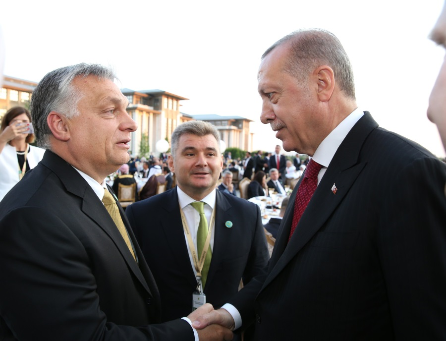 Re-Elected Turkish President Erdogan To Visit Budapest