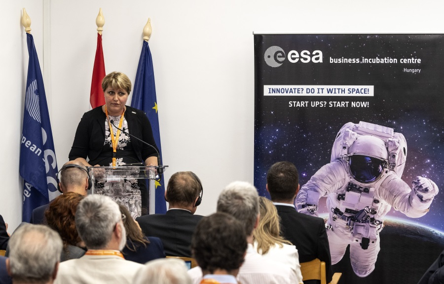 European Space Agency, MTA Open Incubation Centre