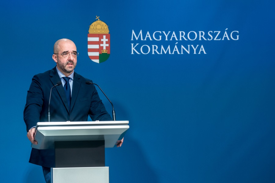 Govt Spox: Hungary-Germany Relations Centre On Cooperation