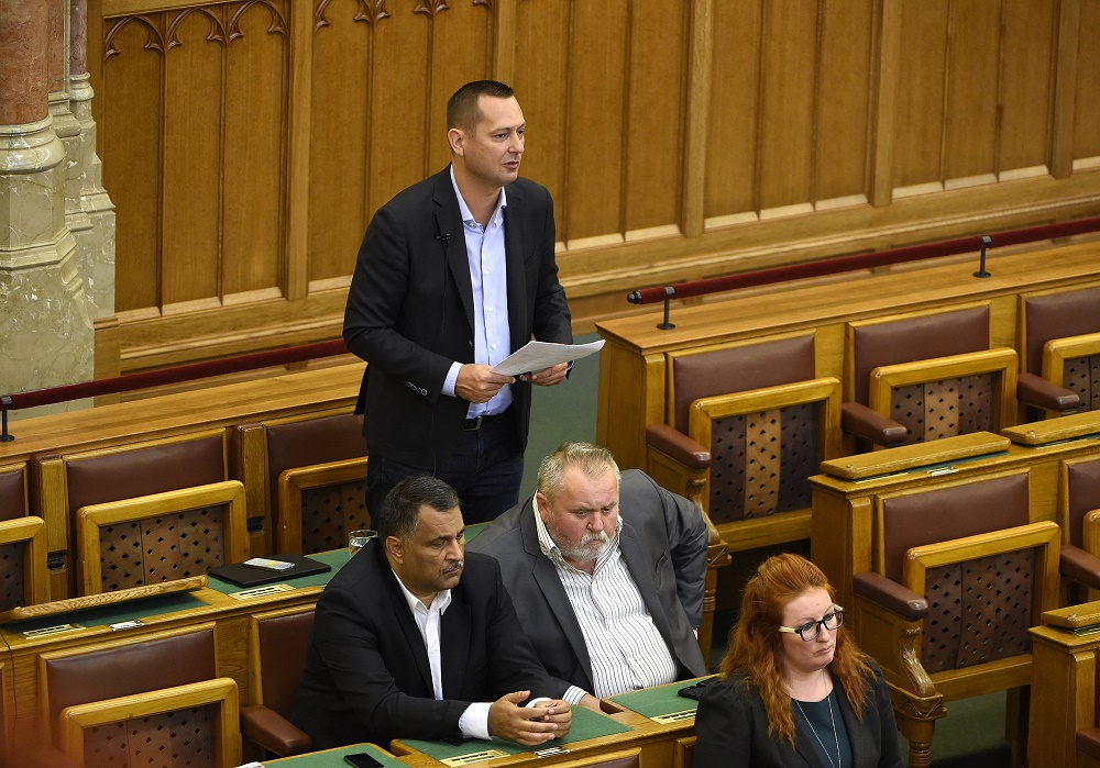 Socialists: Electoral Law Amendment Serves Fidesz Interests