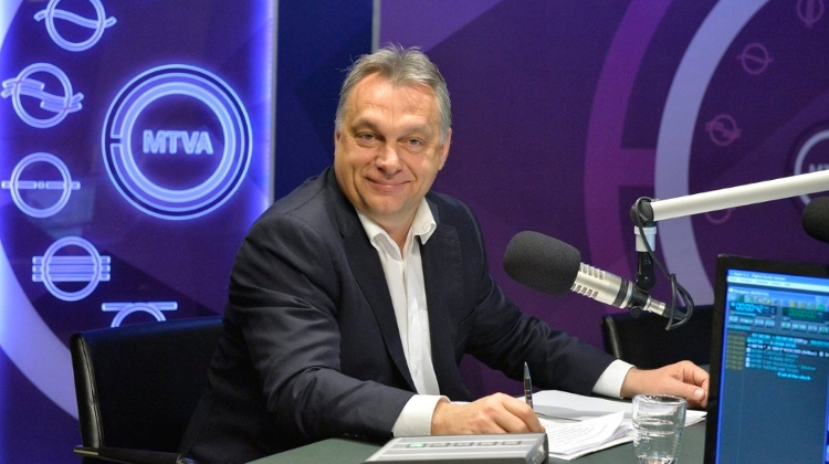 PM Orbán Says European Commission's Days Are Numbered