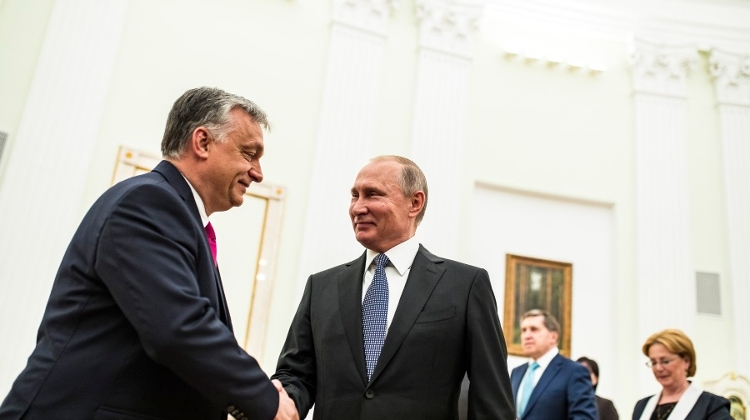Local Opinion: Commentators On Hungarian-Russian Relations