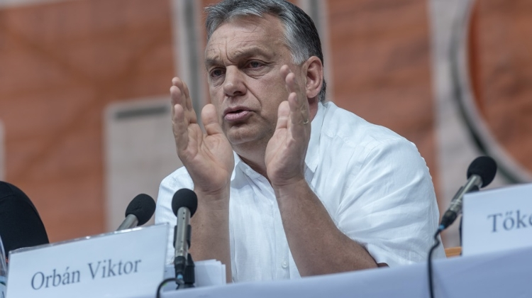 PM Orbán: EP Election Outcome Could Banish 1968 Generation