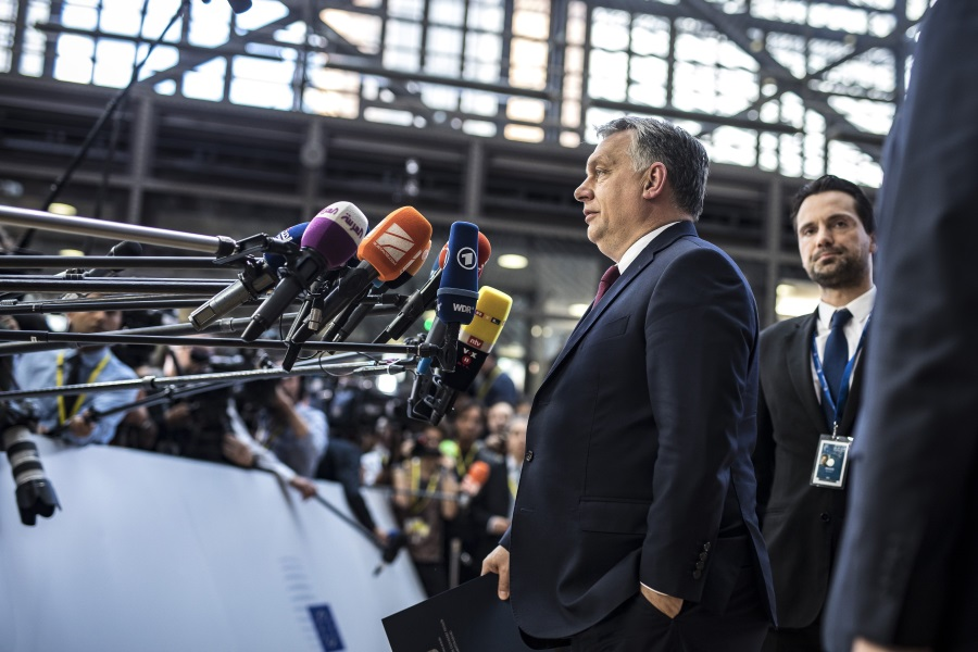 PM Orbán: No Deal With Germany On Migrants Reached