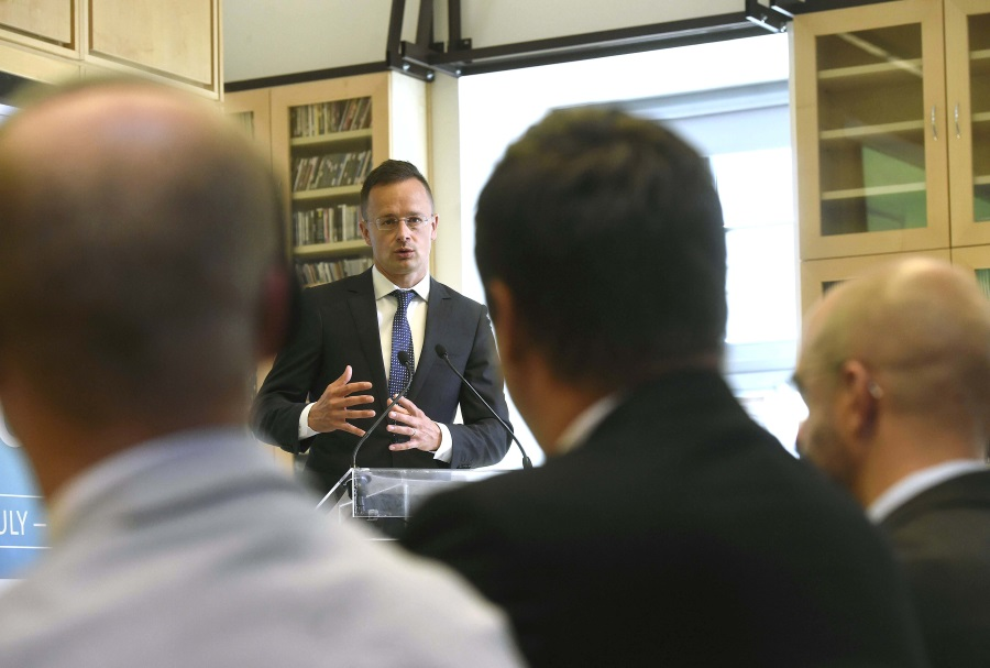 FM Szijjártó: Hungary Economy Calls For Knowledge, Innovation