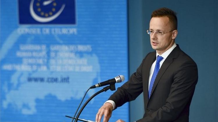 FM Szijjártó: Comprehensive Free Trade Agreement After Brexit In Hungary's Interest