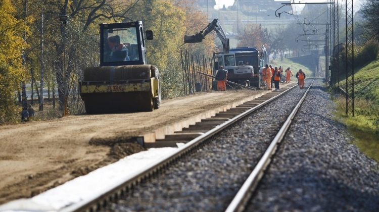 EU Provides Eur 193 M For Reconstruction Of South Balaton Railway Line