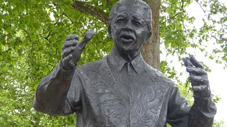 A Budapest Park To Be Named After Nelson Mandela