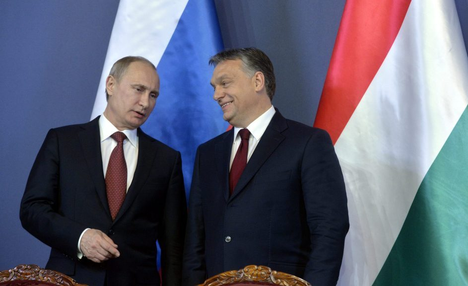 PM Orbán To Meet Salvini, Putin