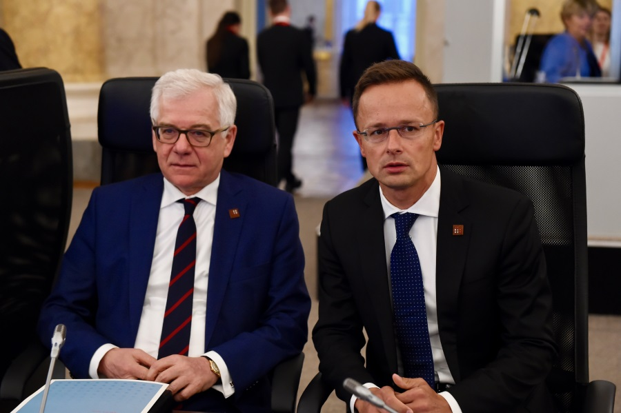 FM Szijjártó: Battle Over Perception Of Migration Set To Resume