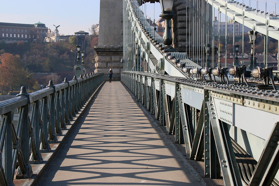 Body Found Of Tourist Who Jumped Off Bridge In Budapest