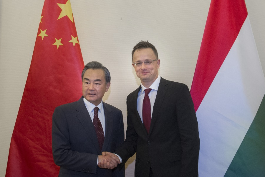 FM Szijjártó: China Partnership Crucial