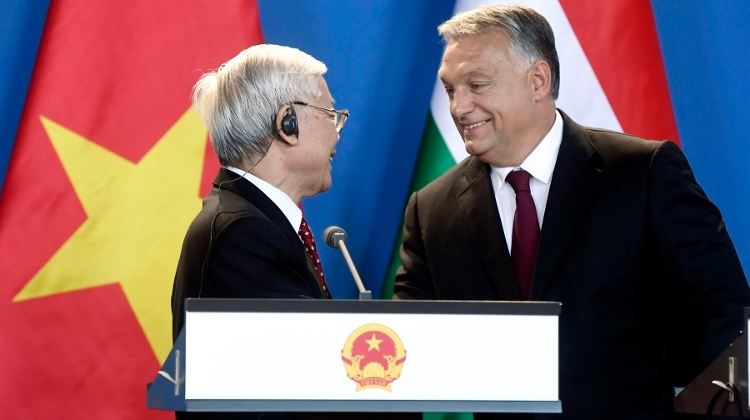 PM Orbán: Hungary To Build Strategic Partnership With Vietnam