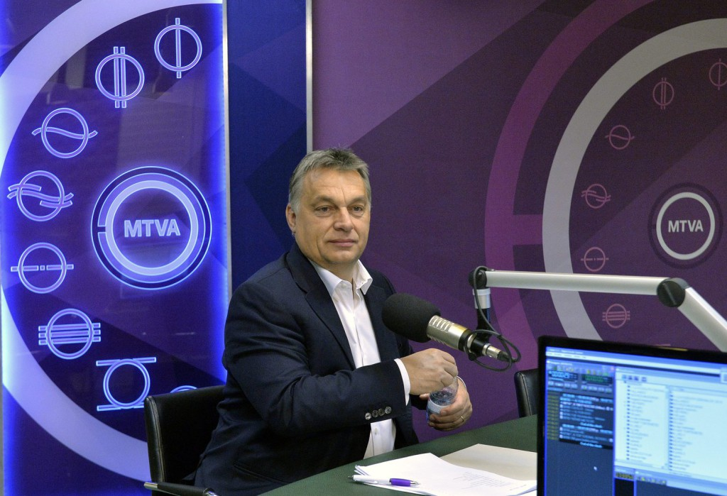 Video: Viktor Orbán - European Commission's Days Are Numbered