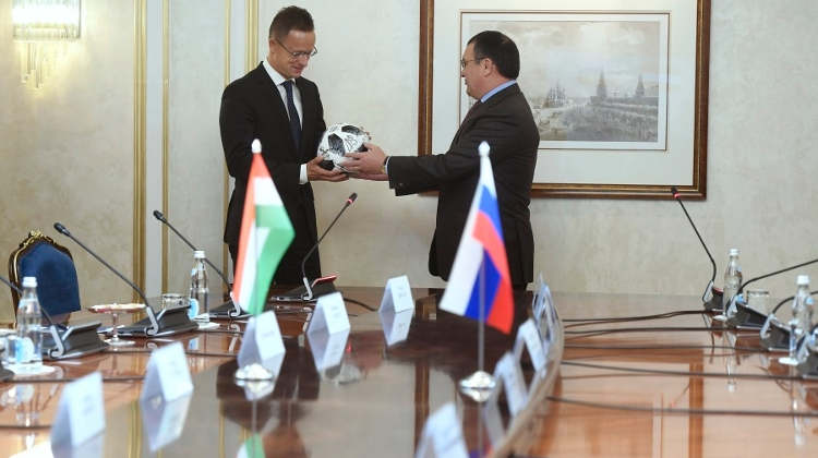 Ties With Russia Increasingly Beneficial To Hungary?