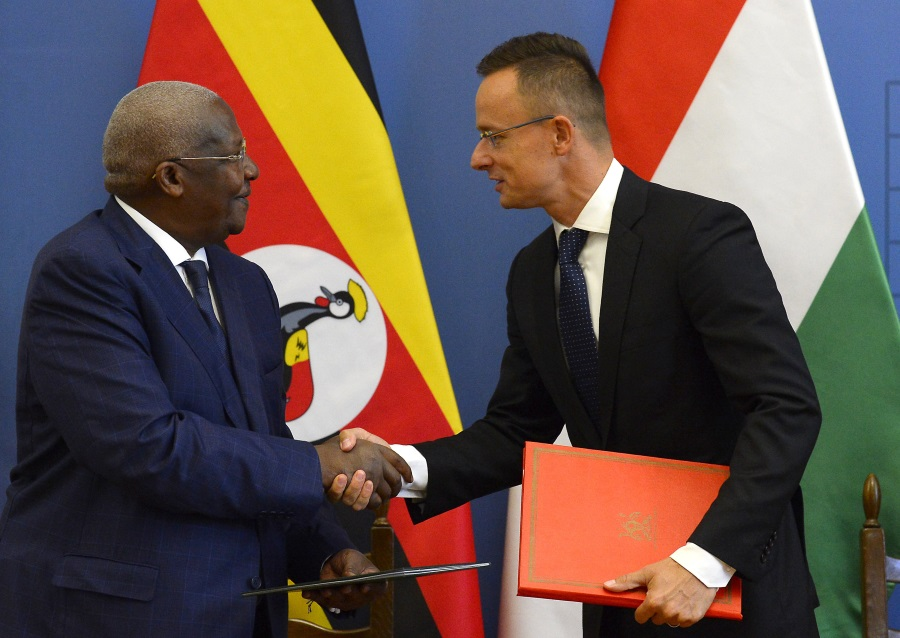 Hungary Discusses Migration & Bilateral Ties With Uganda