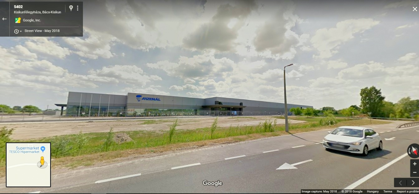 €67 Million Used Reviving Hungarian Weapons Manufacturing