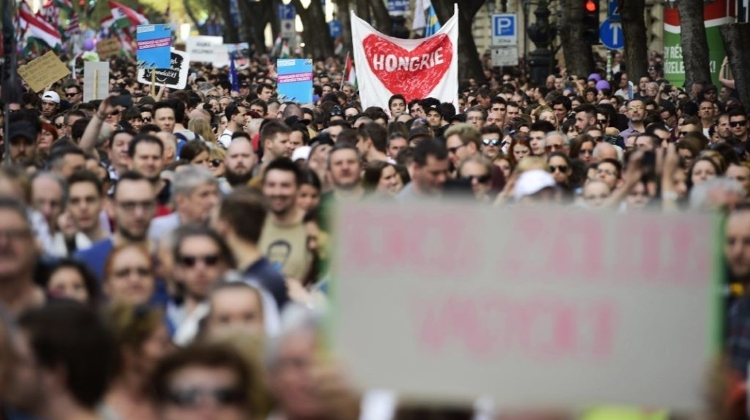 Opinion: Hungary's New Law Restricting Freedom Of Assembly