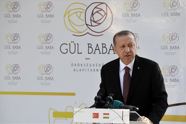 Local Opinion: Erdogan In Budapest