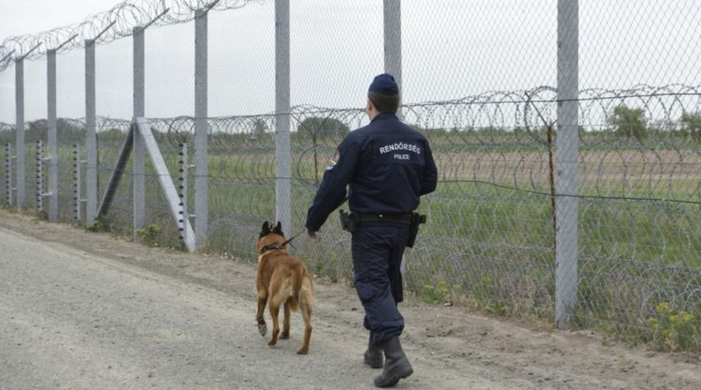 Alert Stepped Up Along Southern Border Of Hungary