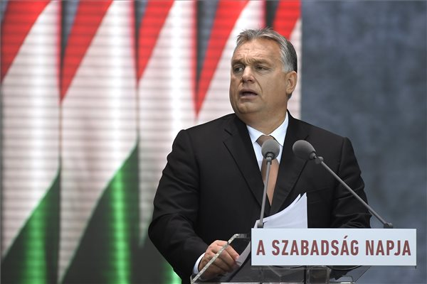 PM Orbán: Hungarians Don't Gamble With Their Country