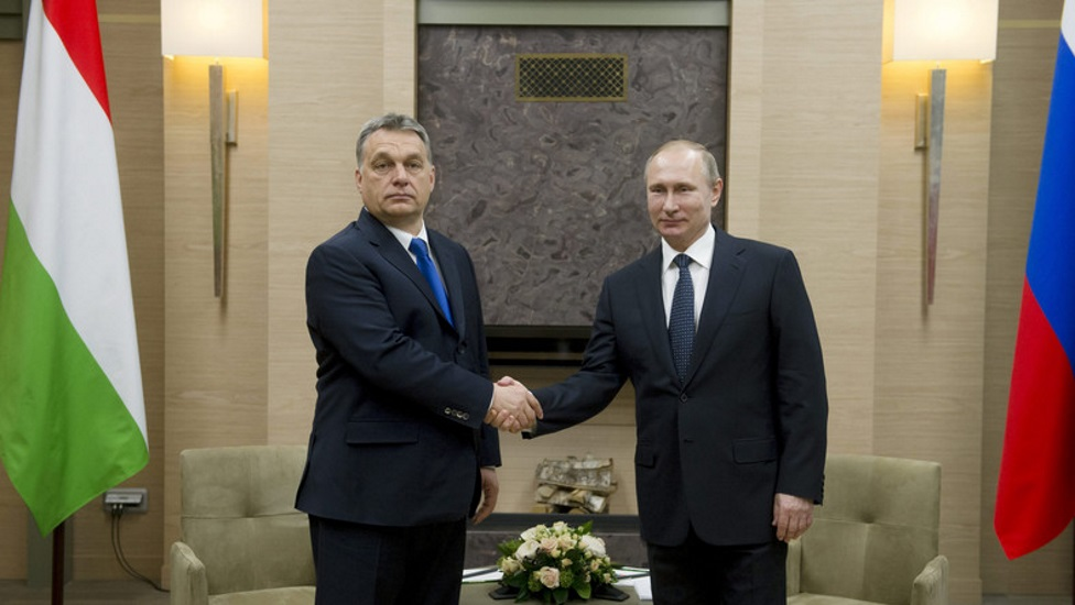 Putin Lauds Potential Of Russian-Hungarian Cooperation