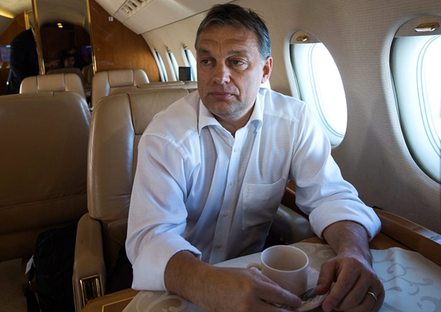 Opposition Turns To Immunity Committee Over PM Orbán's Private Jet Trips