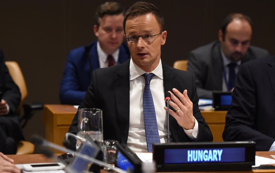 European Response To New Threats In Cyberspace Called For By Hungarian FM