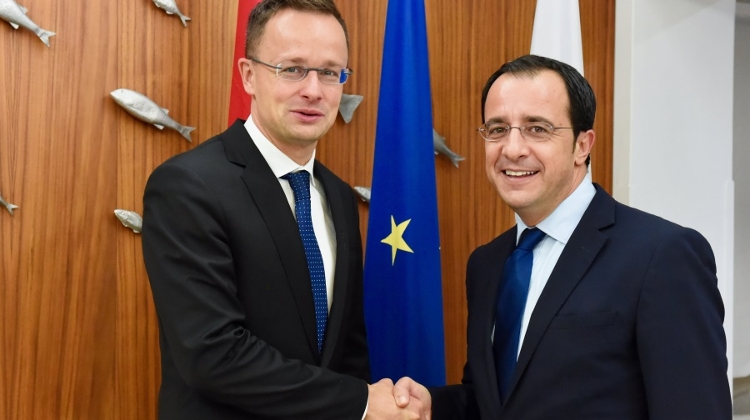 Hungary's Cooperation With Cyprus Increasingly Important Says FM