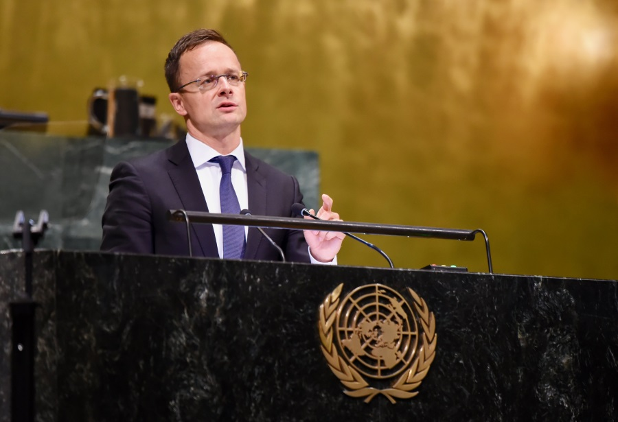 Video: Hungary Slams EU's Migration Policy At UN