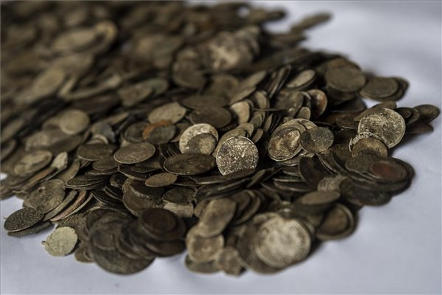 Treasure Found In Record Low Danube In Hungary