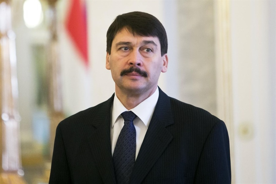 Hungarian President To Visit Lithuania