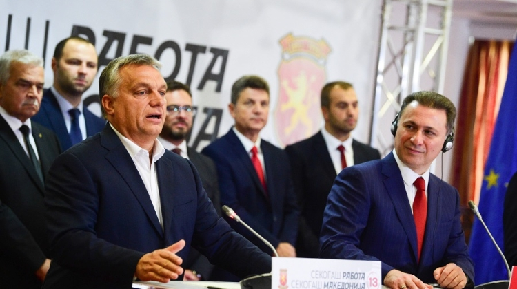 Local Opinion: PM Orbán Praises Gruevski