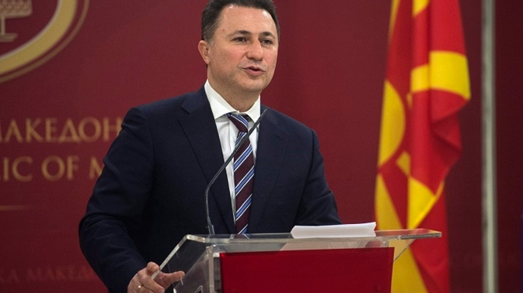 Hungary MEPs Divided On EP Report Calling For Gruevski's Extradition