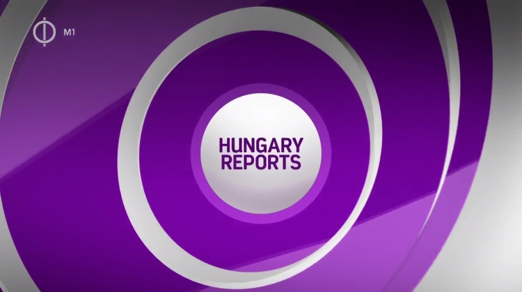Video: Daily News by M1 Hungary, 21 November