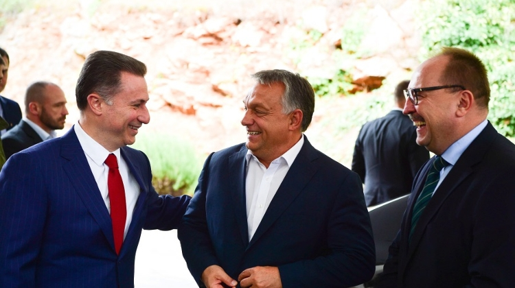 Hungary's PM's Office Confirms Gruevski Asylum Claim