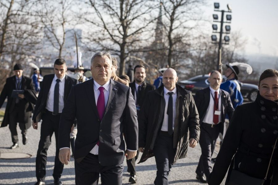 PM Orbán: UN Migration Compact 'Flawed Document'