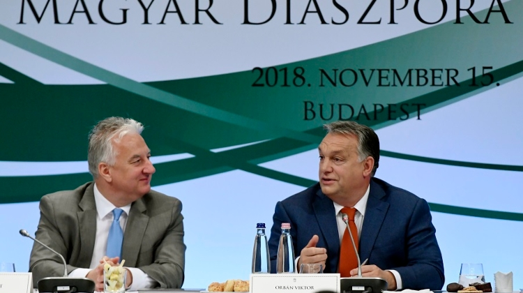 Hungary To Wean Itself Off Russian Gas