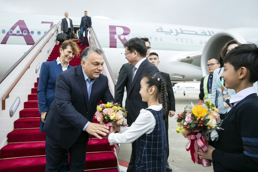 PM Orbán To Attend Shanghai Trade Expo