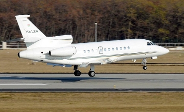 Opinion: OTP Bank's Private Jet Identified As Hungarian Governmental Aircraft