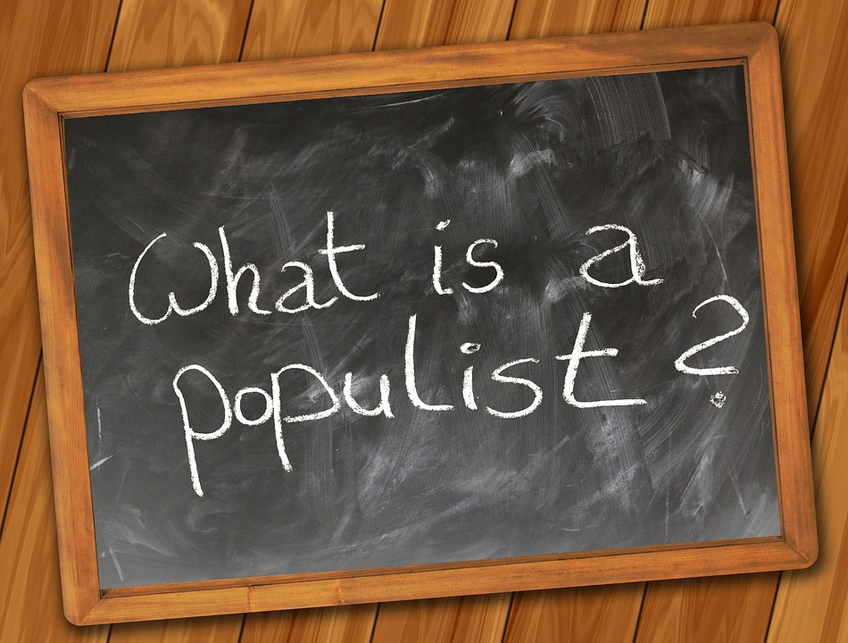 Local Opinion: Two Faces Of Populism