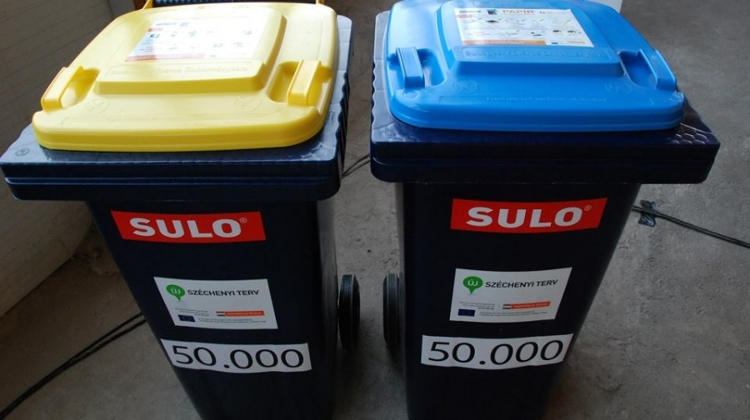 Hungarian Disaster Management Authority Takes Over Waste Collection