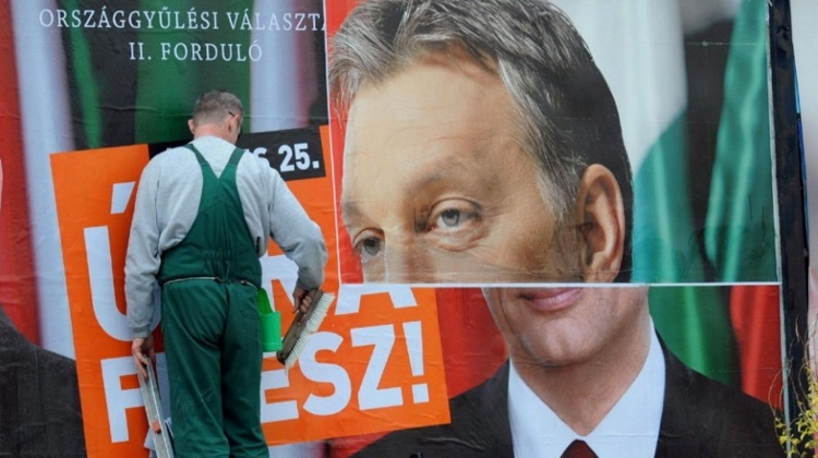 Hungarian Top Court Rejects Opposition Complaints Against Campaign Billboard Law